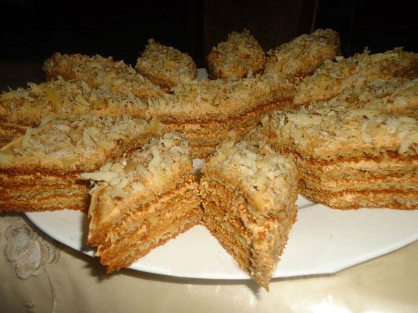 Домашняя выпечка торты рецепты с фотографиями