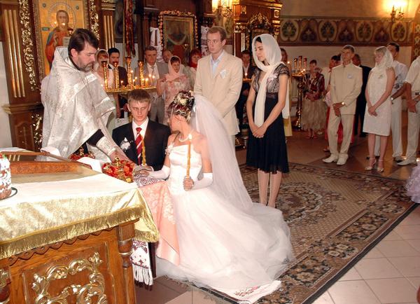 Картинки венчание в церкви