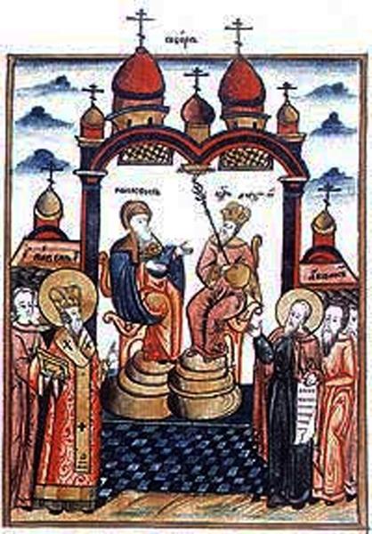 В огне столетней войны 1399-1417